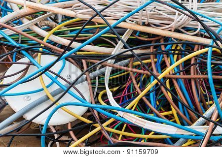 Landfill - Copper Wires