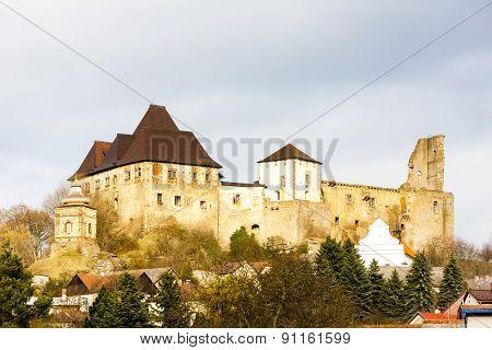 Lipnice nad Sazavou Castle, Czech Republic