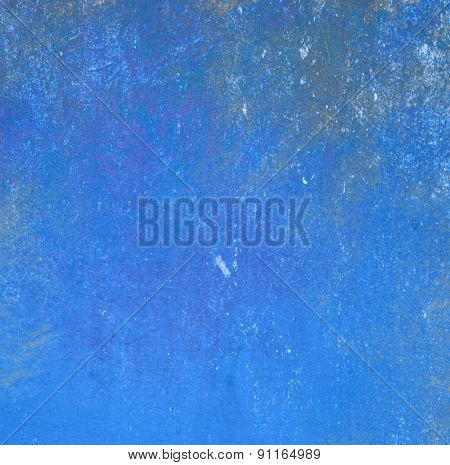 blue grunge background with space for text