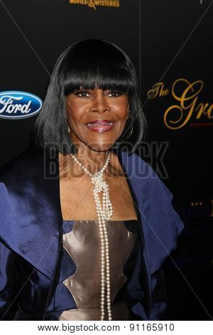 LOS ANGELES - MAY 19:  Cicely Tyson at the 40th Anniversary Gracies Awards at the Beverly Hilton Hotel on May 19, 2015 in Beverly Hills, CA