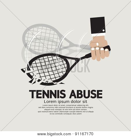 Breaking Down Tennis Abuse.