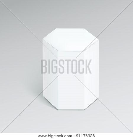 Hexagonal Modern Box