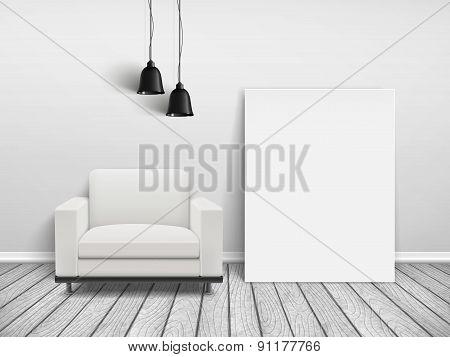 Cozy House Interior Scene