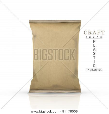 Craft Snack Plastic Packaging
