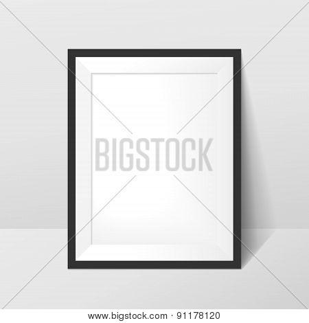 Elegant Blank Photo Frame