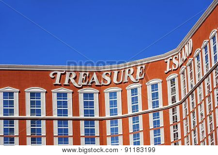Treasure Island Hotel And Casino O