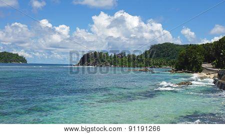 Turquoise Indian Ocean