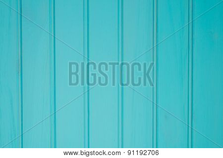 Turquoise Wood Boards