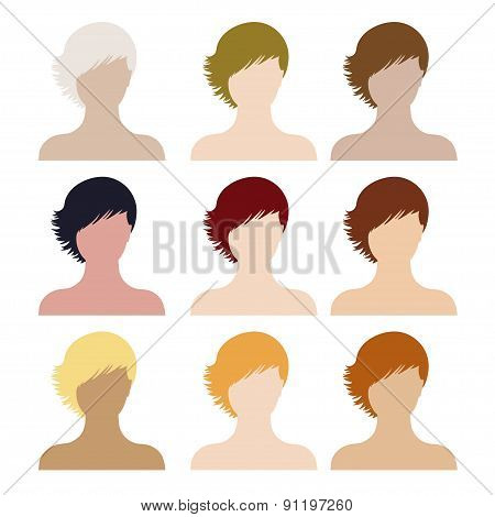 color options hairstyles