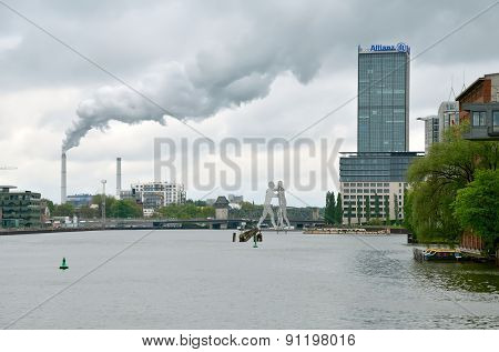 Berlin in Germany.