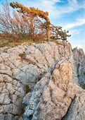 picture of crimea  - Cliffs of Ay - JPG