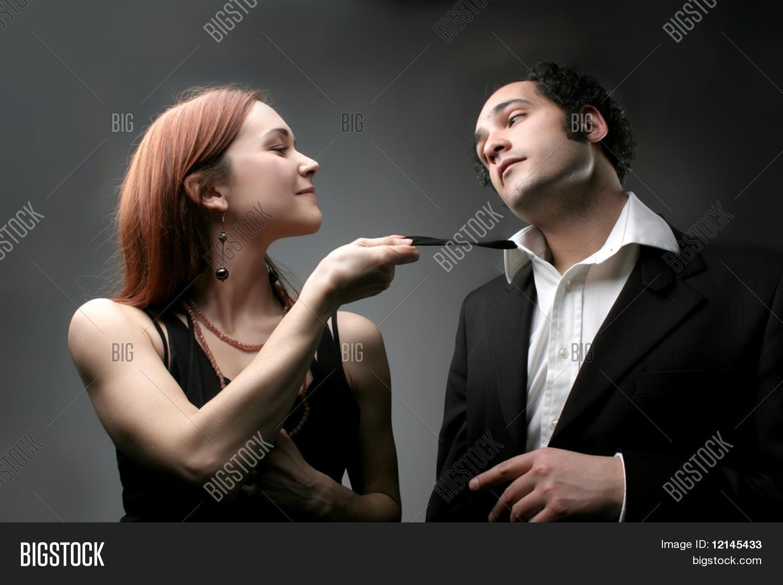 Сделай мужа рабом, Заставила непокорного мужа быть рабом 10 фотография