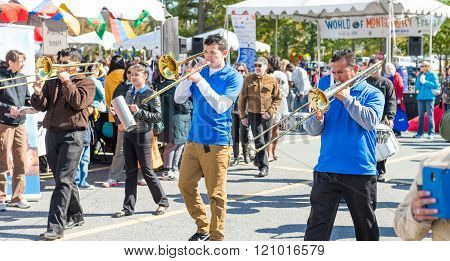 World Of Montgomery  2015 Festival