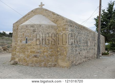 Agios Georgios Old Church