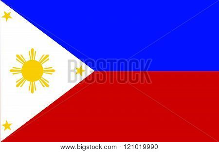 Phillipines Flag.