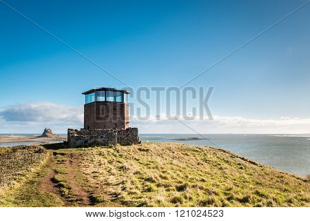 Holy Island Lookout Tower