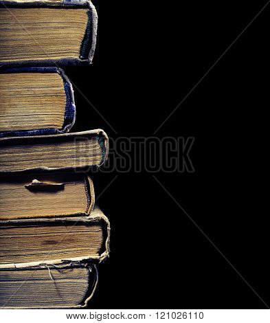 Old Grung Book In A Pile
