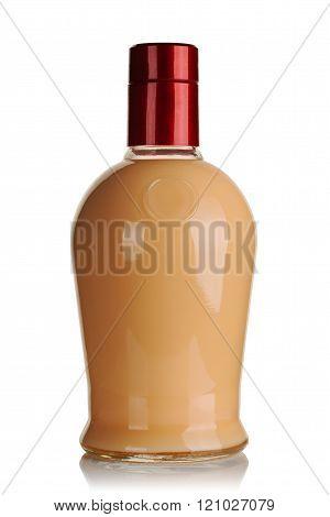 Bottle Of Cream Liqueur