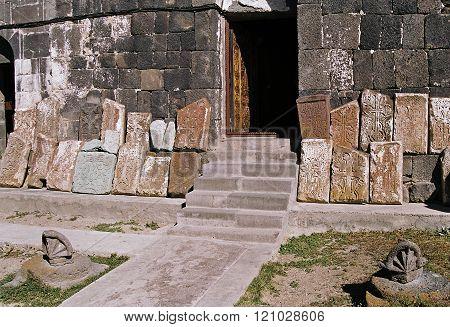 Door Armenian Monastery