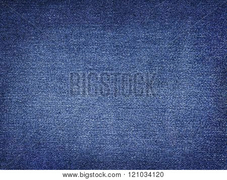Background Simple Denim Close-up