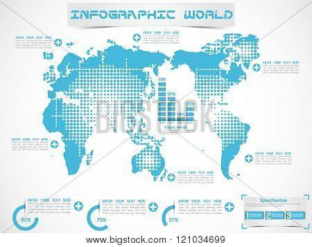 Infographic World Modern Edition