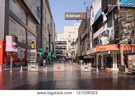Bangkok, Siam Square Soi 5