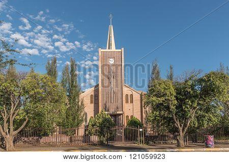 Dutch Reformed Church In Trompsburg