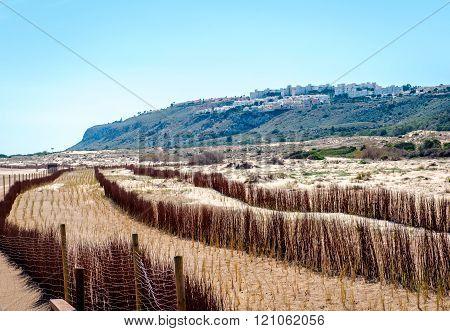 Seaside town of Gran Alacant
