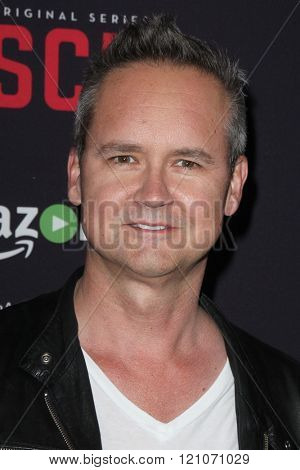 LOS ANGELES - MAR 3:  Roy Price at the Bosch Season 2 Premiere Screening at the Silver Screen Theater at the Pacific Design Center on March 3, 2016 in West Hollywood, CA