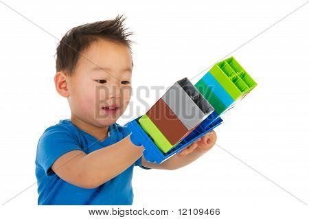 Playing Chinese Boy