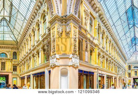 The Inner Galleries