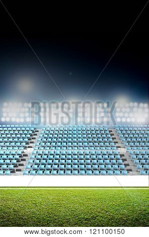 Generic Floodlit Stadium