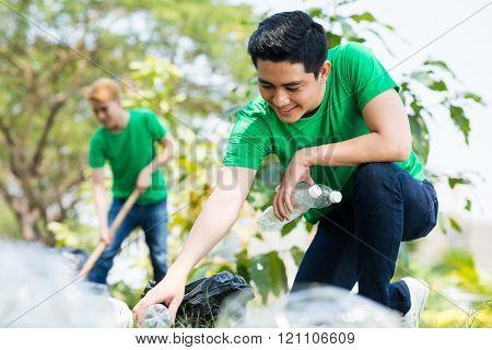 Eco volunteering