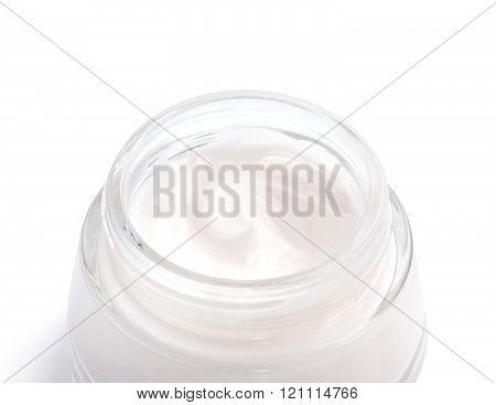 Cosmetic Cream Close-up