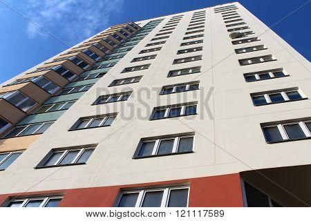 Multistorey residential building