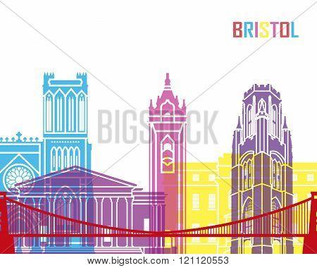 Bristol Skyline Pop