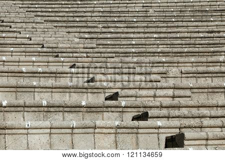New amphitheater in Marmaris