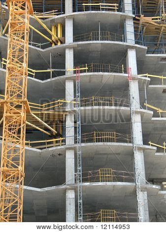 reinforced concrete construction