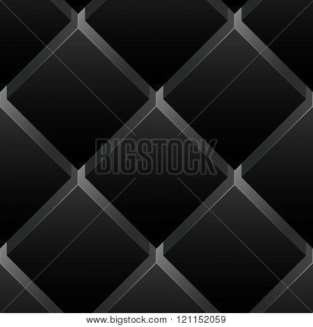 dark cube pattern