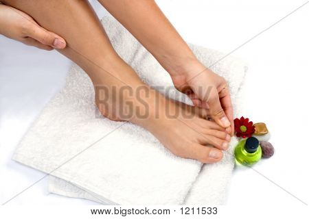 Self Foot Reflexology