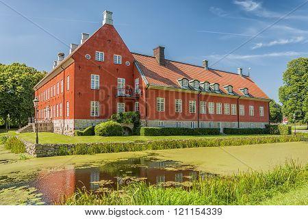 Hviderup Castle