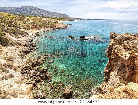 Makrygialos Cove