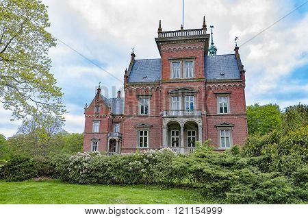 New Kulla Gunnarstorp Castle