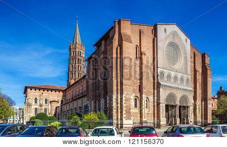 Romanic Church Saint Sernin, Toulouse