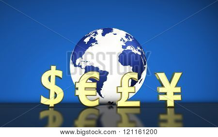 Currency Exchange International World Economy
