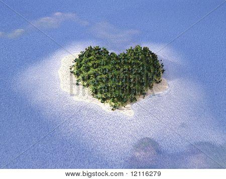 tropisches Paradies, Hochzeit-tour
