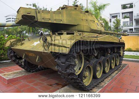 Light Tank M41