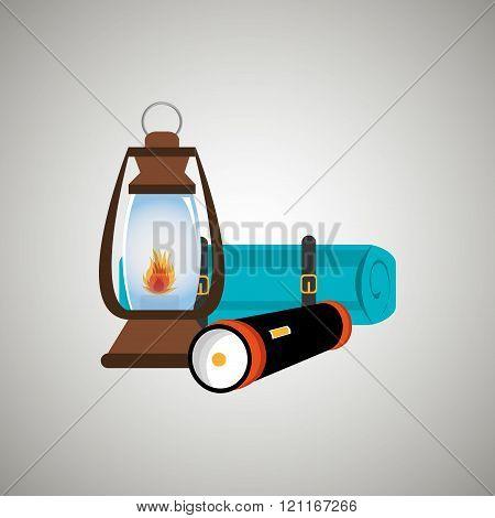 camping equipment design