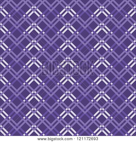 Seamless Geometric Pattern Of Varicolored Zigzag Elements