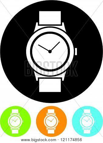 Watch - Vector illustration